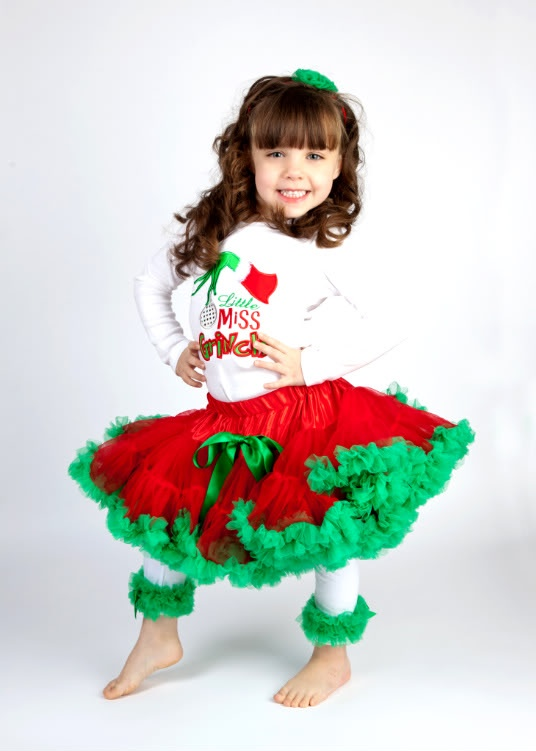 Girls Christmas Outfits. She will look festive in adorable Christmas Outfits for Girls from Sophias Style. Find jumpers, pant sets, leggings sets and skirt outfits in the season's latest styles and colors. Look no further for baby Christmas outfits, toddler outfits and girls Christmas outfits that make the season especially festive.