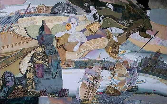 Марина Принцева Петербург
