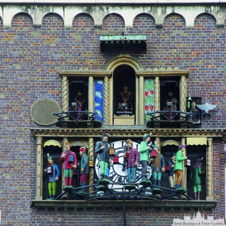 Music Clock, Szeged