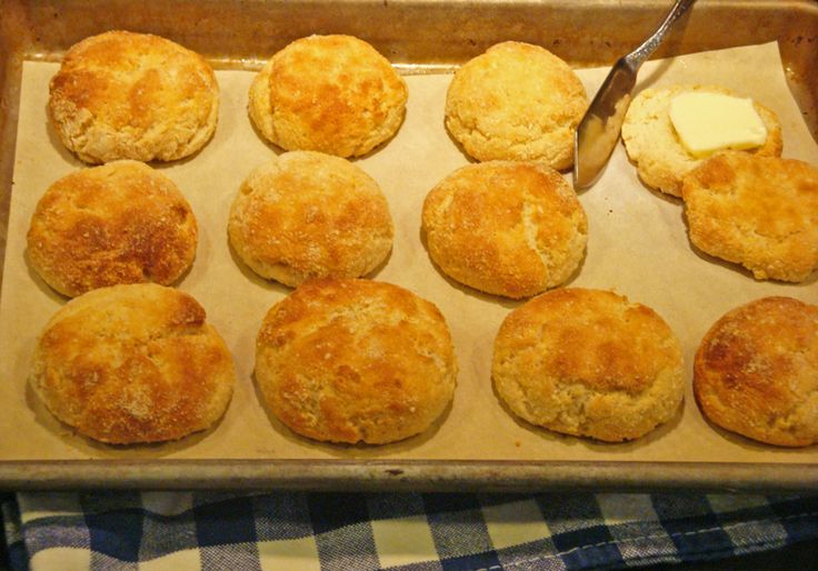 It' National Buttermilk Biscuit Dary! GLUTEN-FREE, LOW CARB, YOGURT BISCUITS | Carb Wars Cookbook
