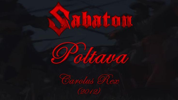 Sabaton - Poltava (Lyrics English & Deutsch)