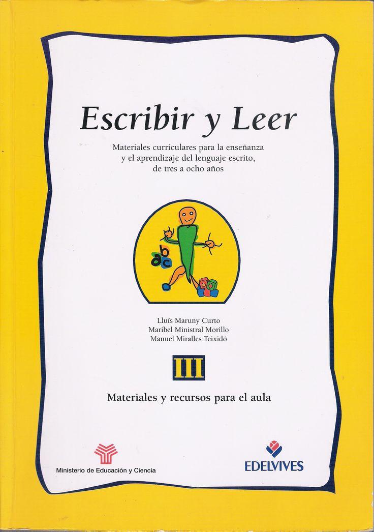 Escriure i llegir des d'una visió de la construcció del llenguatge (volum III).