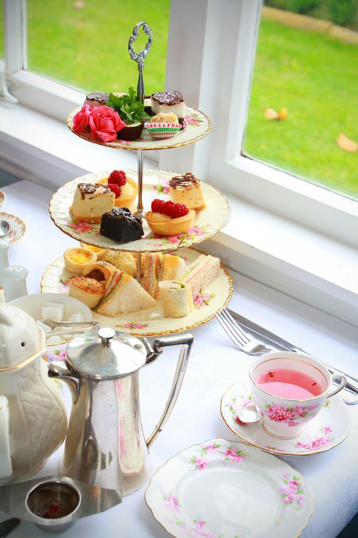 High Tea with Berrylicious Tea at The Tea House