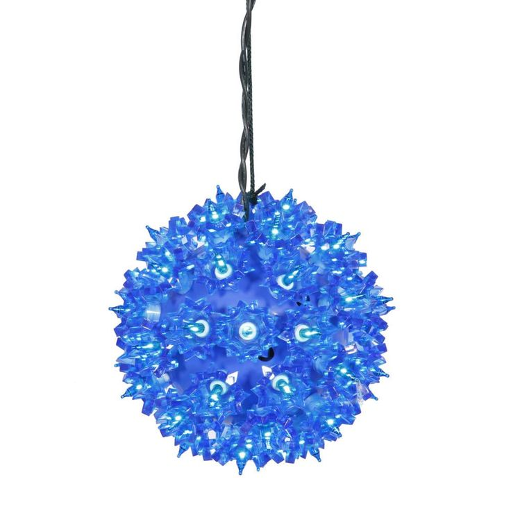 Star Twinkle Sphere 50 Light String Lighting