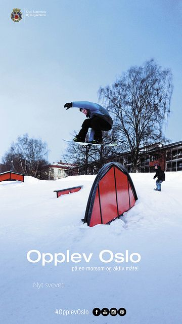 Opplev Oslo kampanjeplakat8   Flickr - Photo Sharing!