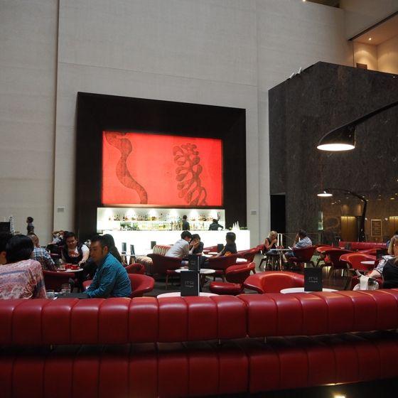 Hilton Brisbane - Vintaged Bar & Grill