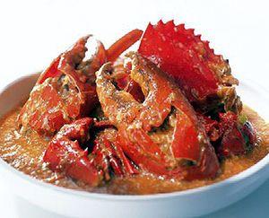 チリ・クラブ  日本でベトナム風お好み焼き、西欧でベトナム風クレープなどと呼ばれるベトナム南部の粉物料理。ベトナム北部ではあまり食べられていないが、南部では日常的な家庭料理であるためレシピは多彩で、中に入れる具も多様である。