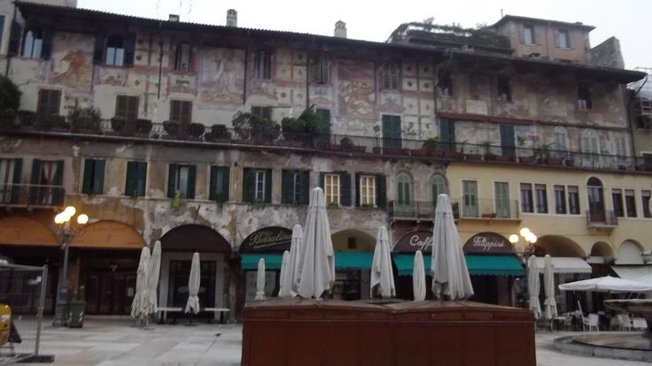 Palazzo Mazzanti Piazza Erbe Verona