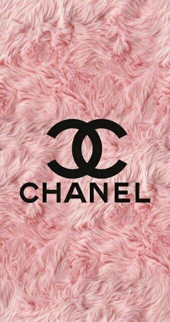 pink fake fur chanel