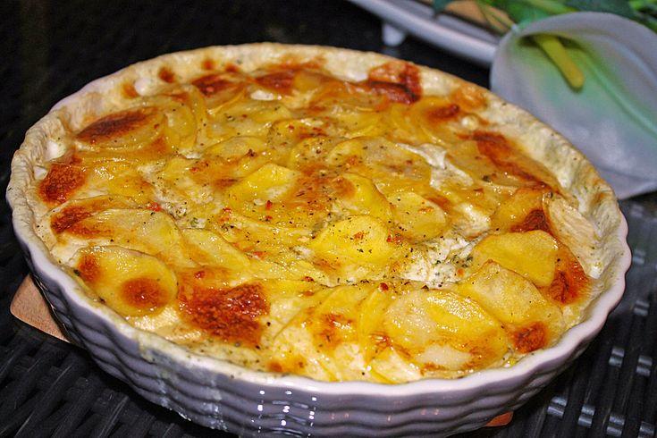 Das beste Kartoffelgratin, ein raffiniertes Rezept aus der Kategorie Vegetarisch. Bewertungen: 1.169. Durchschnitt: Ø 4,5.