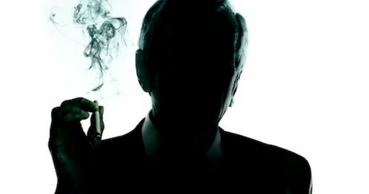 'The X-Files' Poster: The Cigarette Smoking Man Returns -- William B. Davis' iconic character CGB Spender, a.k.a. The Cigarette Smoking Man, is teased in a new poster for Fox's 'X-Files' revival. -- http://tvweb.com/news/x-files-2016-poster-cigarette-smoking-man/