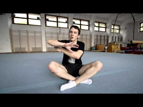 Jak robić Pompki Gimnastyczne / How to do Gymnastic Push Ups  v1.0 - YouTube