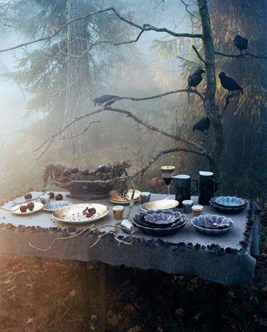 Set Design - Elisabeth Lövgren : Lifestyle and Flowers