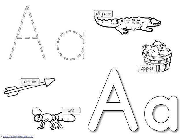 Alphabet Printables & More | Ideas, Apps and Printables