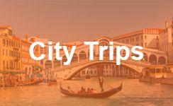 Wil je met je lover naar Venetië of met je vriendinnen naar Barcelona? Wij vinden de beste city trip deals voor je.