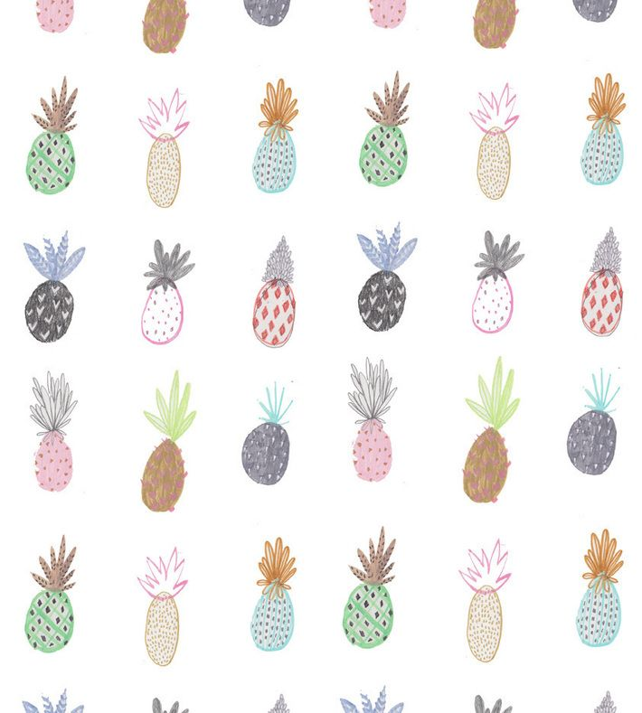Pineapple Print. Wall art.  This unique Pineapple art print will make great decor for any room in your home or a lovely gift. Also idea for wall decor.  Limited edition art print of only (100).  Printed on beautiful fine art matte paper.  Size A3 (16.54in by 11.69in).  Signed and numbered on front.  Shipped safely in a card tube.    Thank you for viewing my artwork!