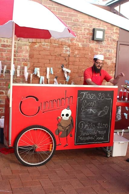 La Cucaracha - Taco food stall