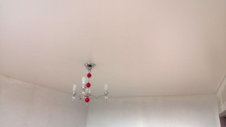 Розовый потолок в спальне / S 22 / Сатиновый Потолок / Натяжной Потолок Цена / Ремонт / Натяжной Потолок Стоимость / Натяжной Потолок / Пото...