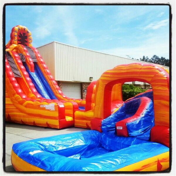 Inflatable Water Slide Tall: 63 Best Atlanta Inflatable Water Slide Rentals Images On