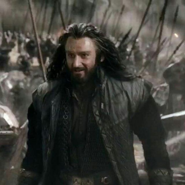 """1000+ images about Richard as Thorin Oakenshield - """"The ..."""