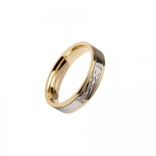 Diarmuid and Grainne Ladies Ring-10K Gold