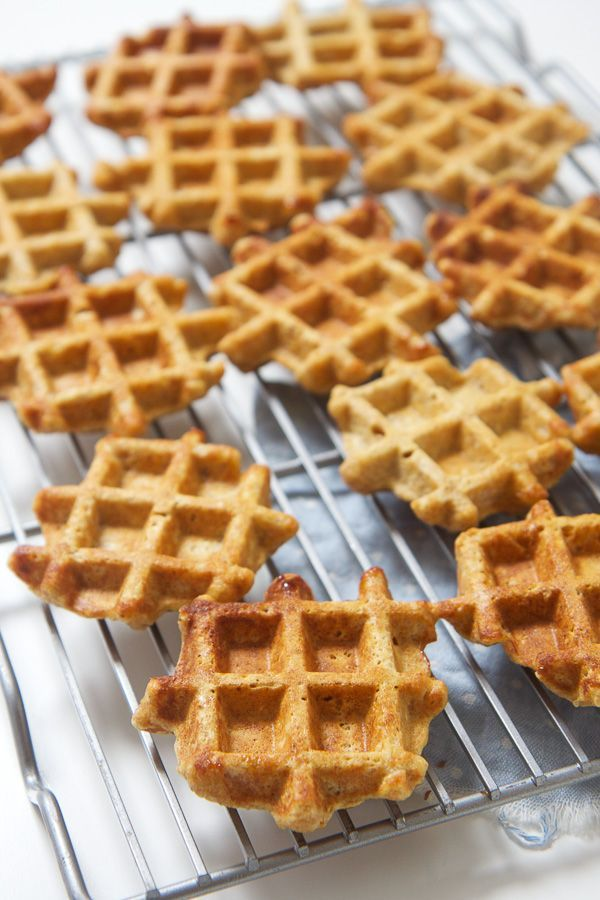 sweet potato waffles baby toddler - babyfoode
