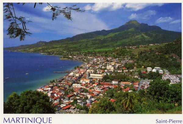 Montagne-Pelee--Martinique   Cartes postales Martinique ... - photo#43