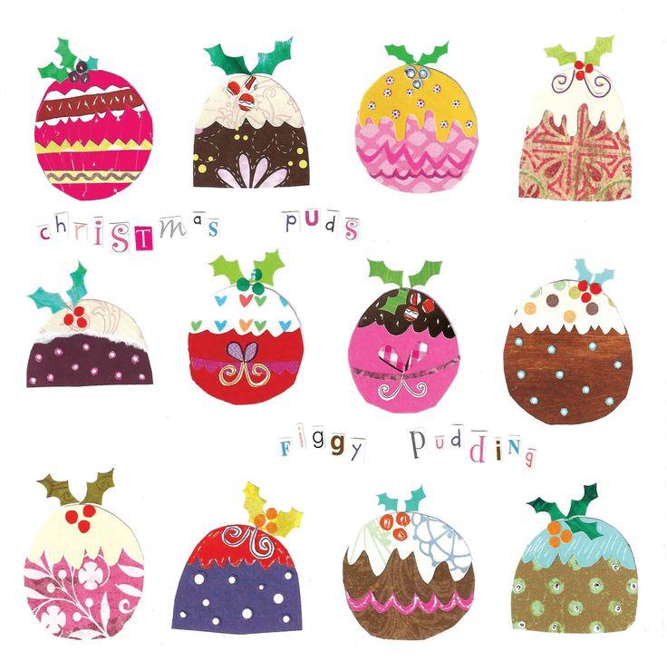 Christmas and Figgy Puddings