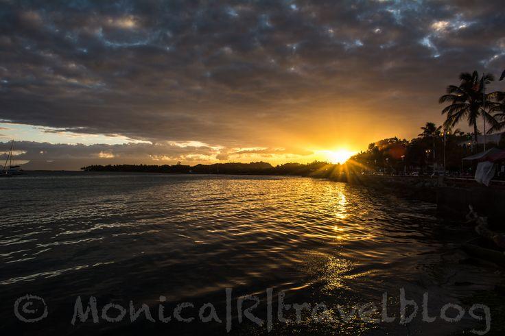 Sunset Guadalupa - Guadeloupe