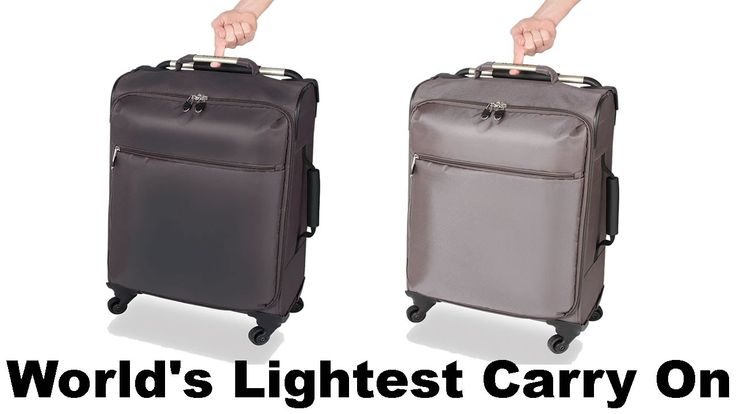 Best Lightweight Carry On Luggage With Wheels