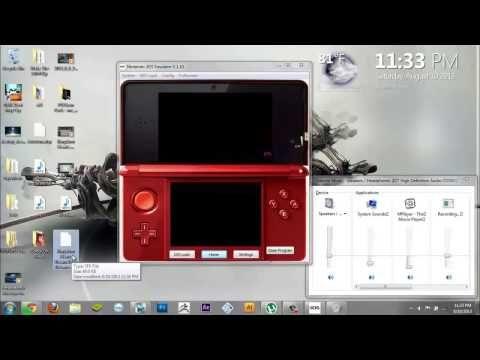 3DS Emulator Updated October 2013