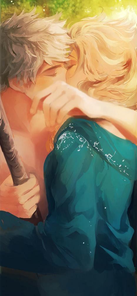Jack Frost i Elsa