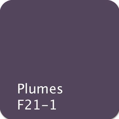 Dutch Boy Color: Plumes F21-1 #color #purple