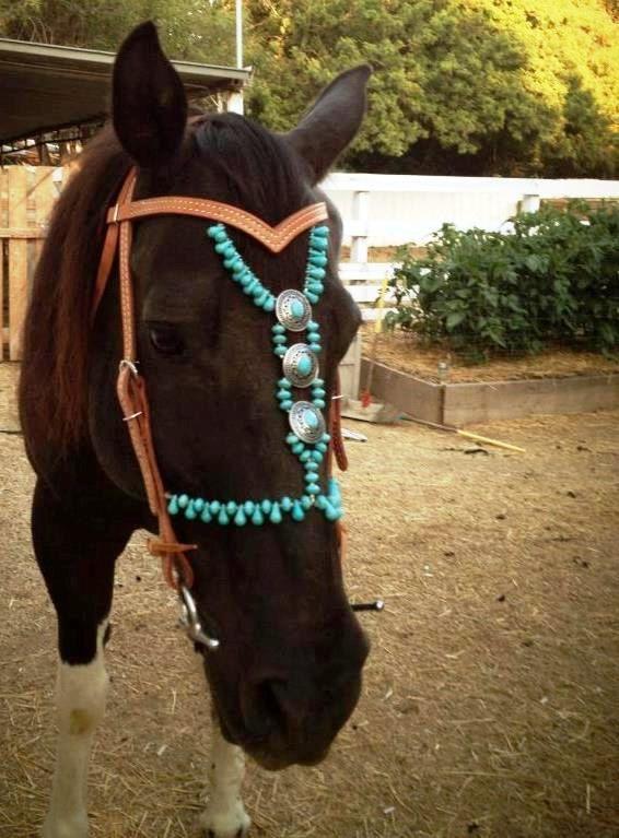 Beaded Headstall Horse Pony by RhymeStoneBracelets on Etsy, $300.00