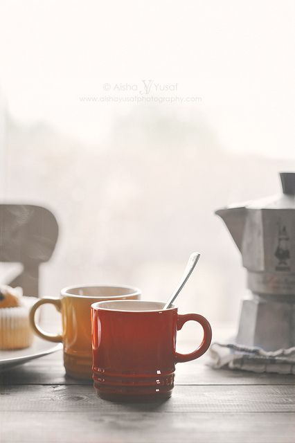 Coffee? by aisha.yusaf, via Flickr