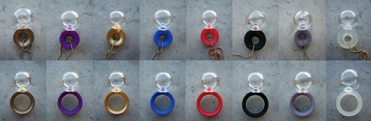 Water Remedies Rings    www.scicche.it