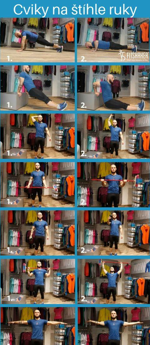 Chceš poznať účinné cvičenie ako schudnúť z rúk? Je komplexné, pozostáva z niekoľkých cvikov. Nechýbajú medzi nimi kliky.