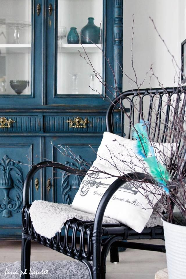 24 best Aubusson Blue Chalk Paint® decorative paint by ...