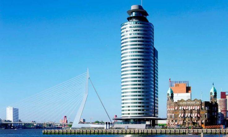 GROZA World Port Center in Rotterdam voor meer dan €100 miljoen in andere handen http://www.groza.nl www.groza.nl, GROZA
