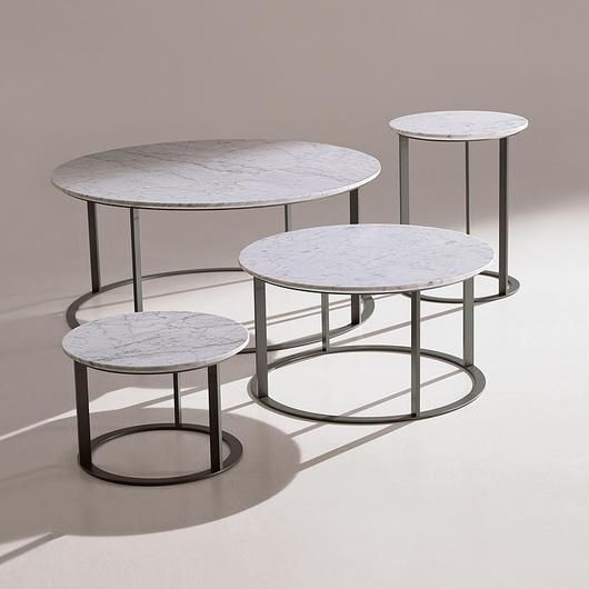 - 0d7f230cef54ef71ca4ae0b6e398bdbc - Mera – Coffee tables from B&B Italia. Versatile and compatible with different models, this new family of small round tab…