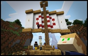 Minecraft in school? How cool!:The popular videogame is being used in classrooms as kids work together to create ancient Roman cities.