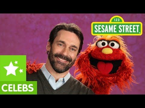 Emotion regulation for younger kids good video clip - Sesame Street: Jon Hamm and Murray Get Emotional