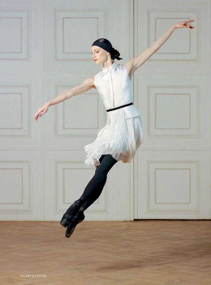 High fashion ballet