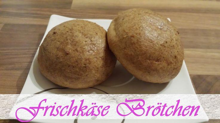 Jeannette's Low Carb Rezepte: Frischkäse Brötchen