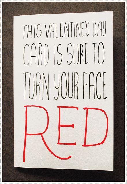 hah. valentines.