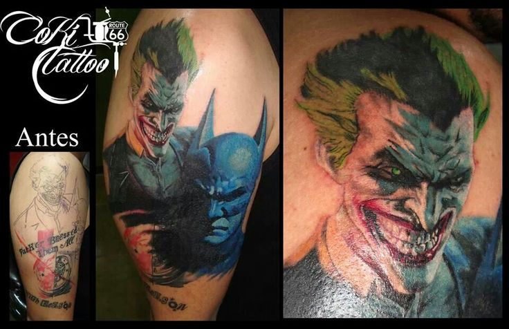 My new batman tattoo to cover up a mistake. Is still in progress