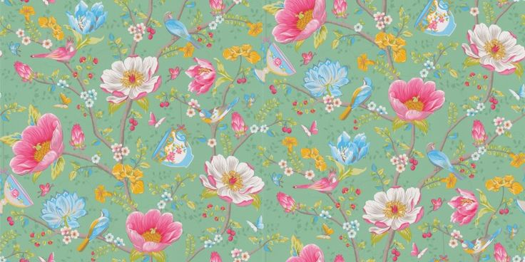 25 best images about wallpaper on pinterest other for Pip probert garden designer