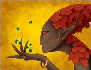 equinoccio de otoño -