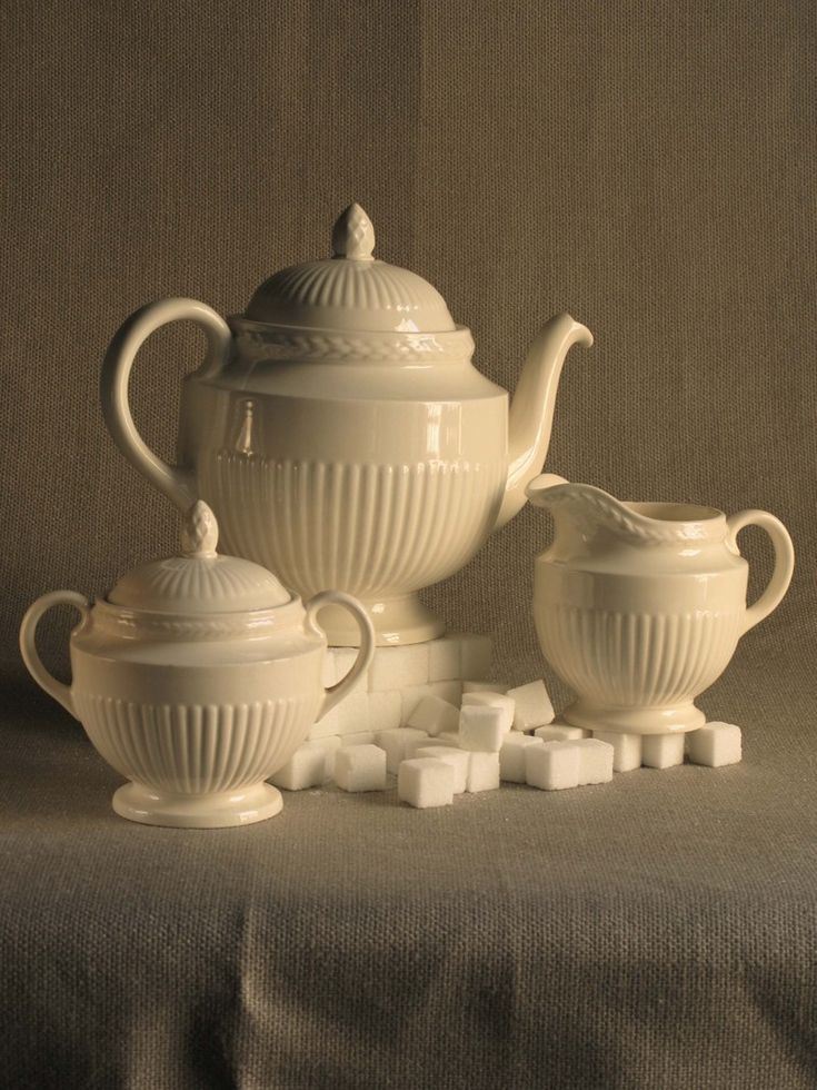 Wedgwood tea set edme pattern very close to wedgewood for Wedgewood designs