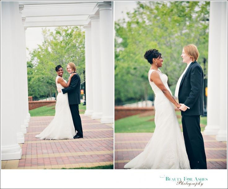 Lovely Portrait And Wedding Photo Spots All Over Campus Venue